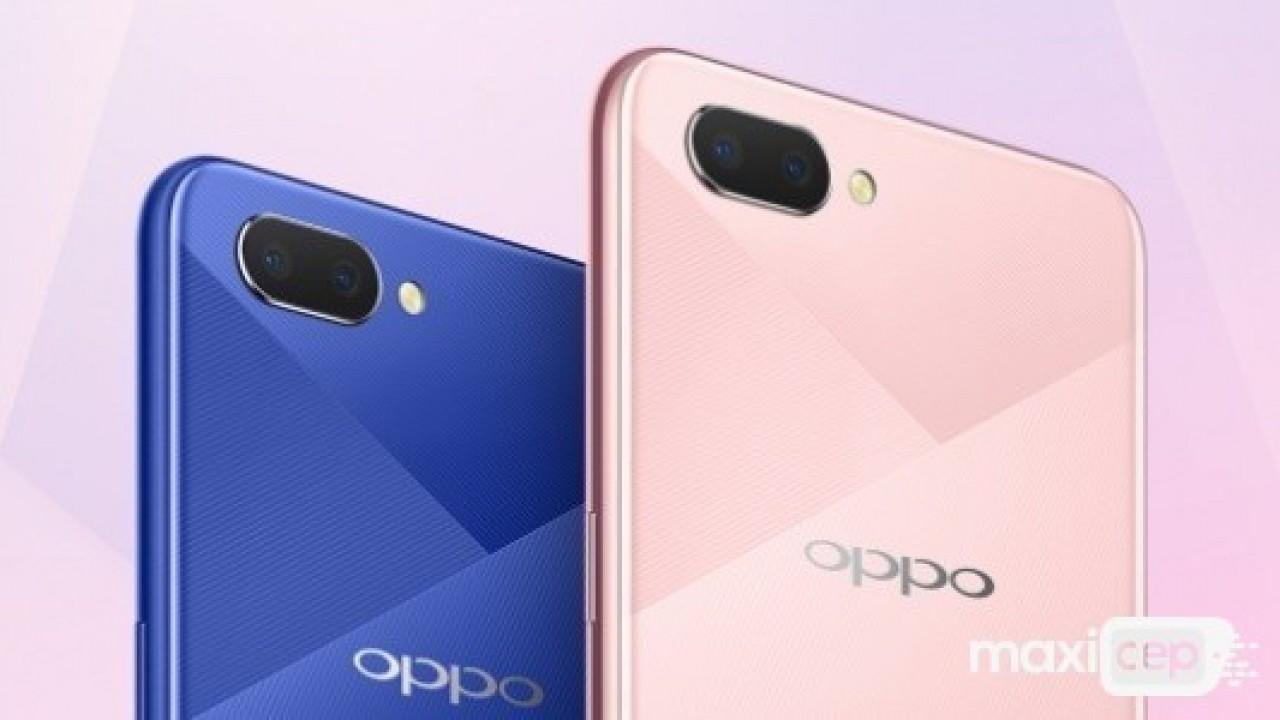 Oppo A5, 4.230 mAh Batarya, Snapdragon 450 ve Çift Kamera Kurulumu ile Resmiyet Kazandı