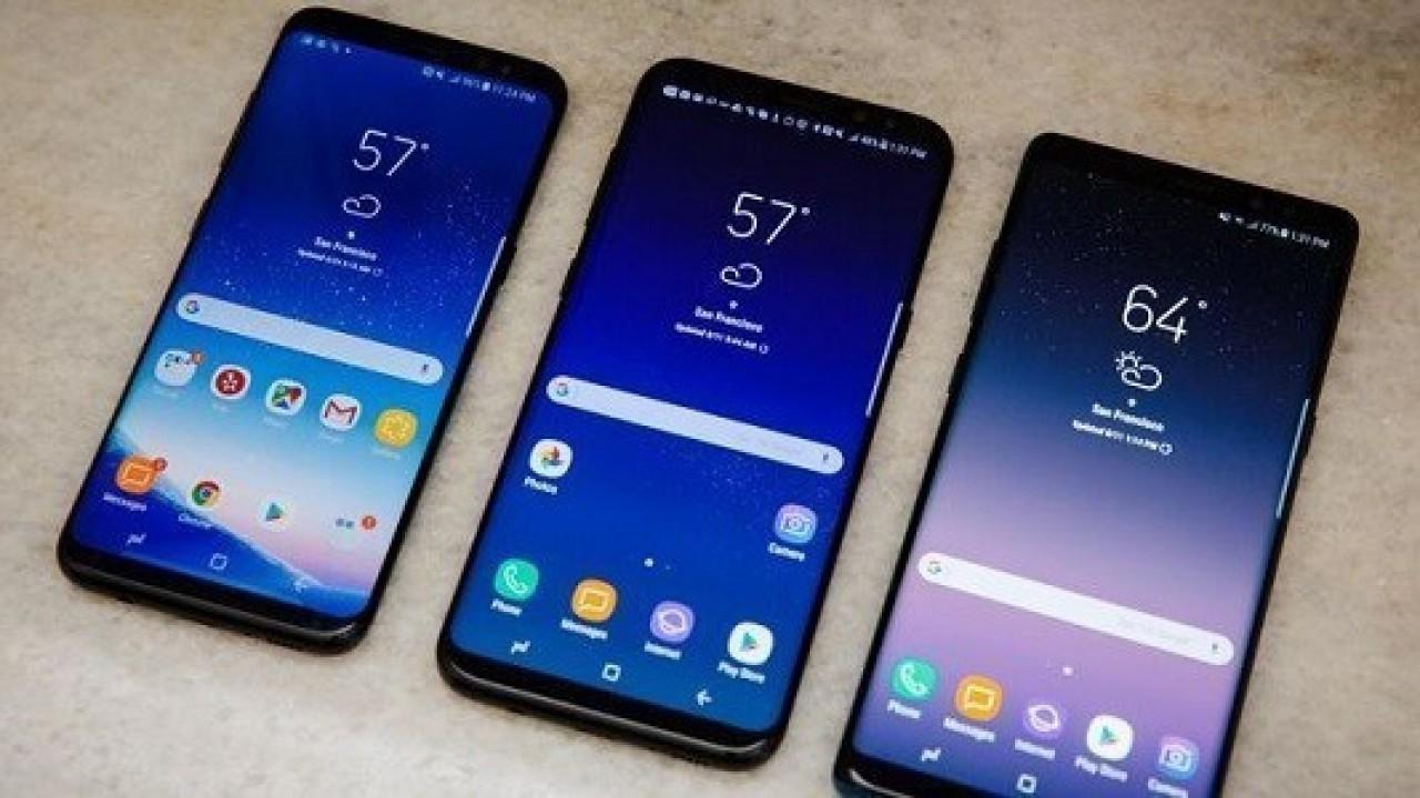 Galaxy S8, S8 Plus ve Note 8 İçin Ana Ekran Döndürme Özelliği Geldi