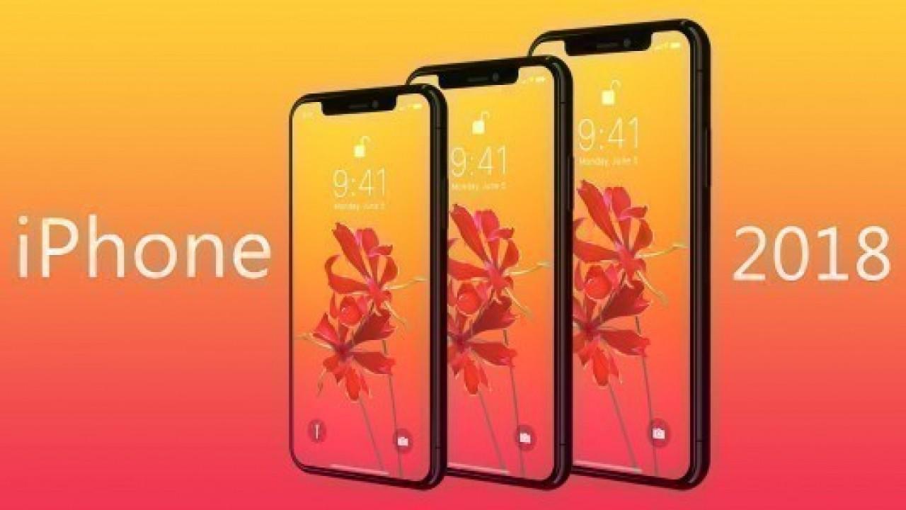 iPhone X Plus ve iPhone 9 bir kez daha kamuoyuna sızdırıldı