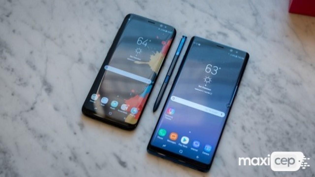 Samsung Galaxy Note 8, Ağustos Ayı Güvenlik Yamasını Almaya Başladı