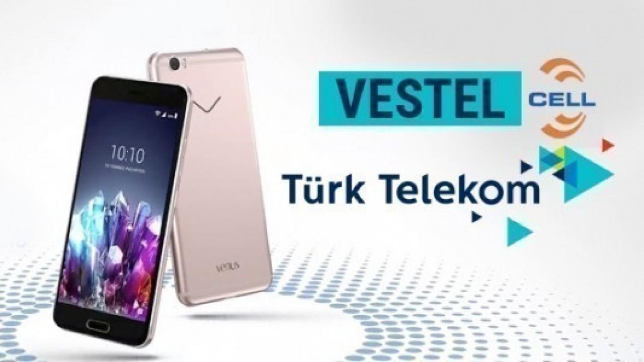 Türk Telekom ile Vestel'den ortak proje: Vestelcell