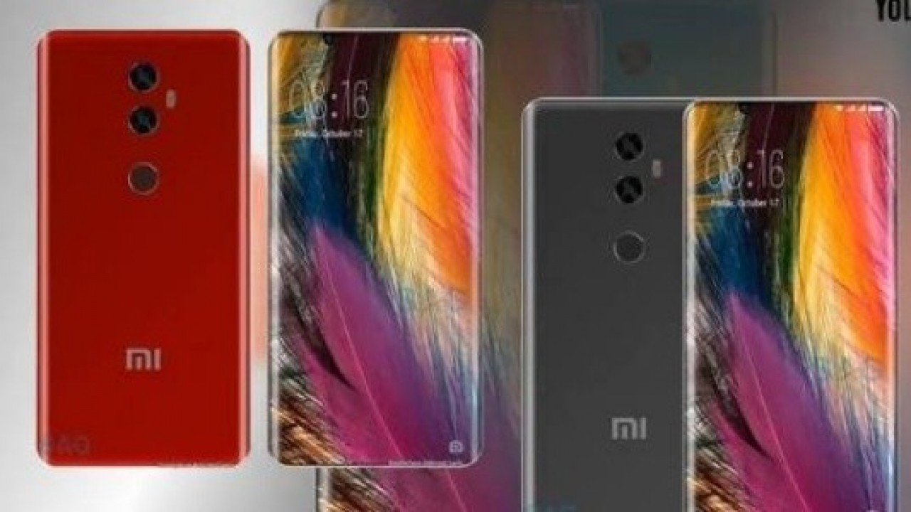 Xiaomi Mi Mix 3, Çerçevesiz Tasarımla 15 Eylül'de Gelebilir