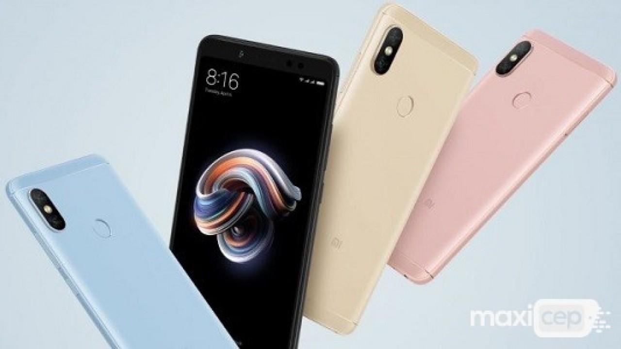 Redmi Note 5, Note 5 Pro ve Redmi 5 Modellerine Yeni Güncelleme Geldi