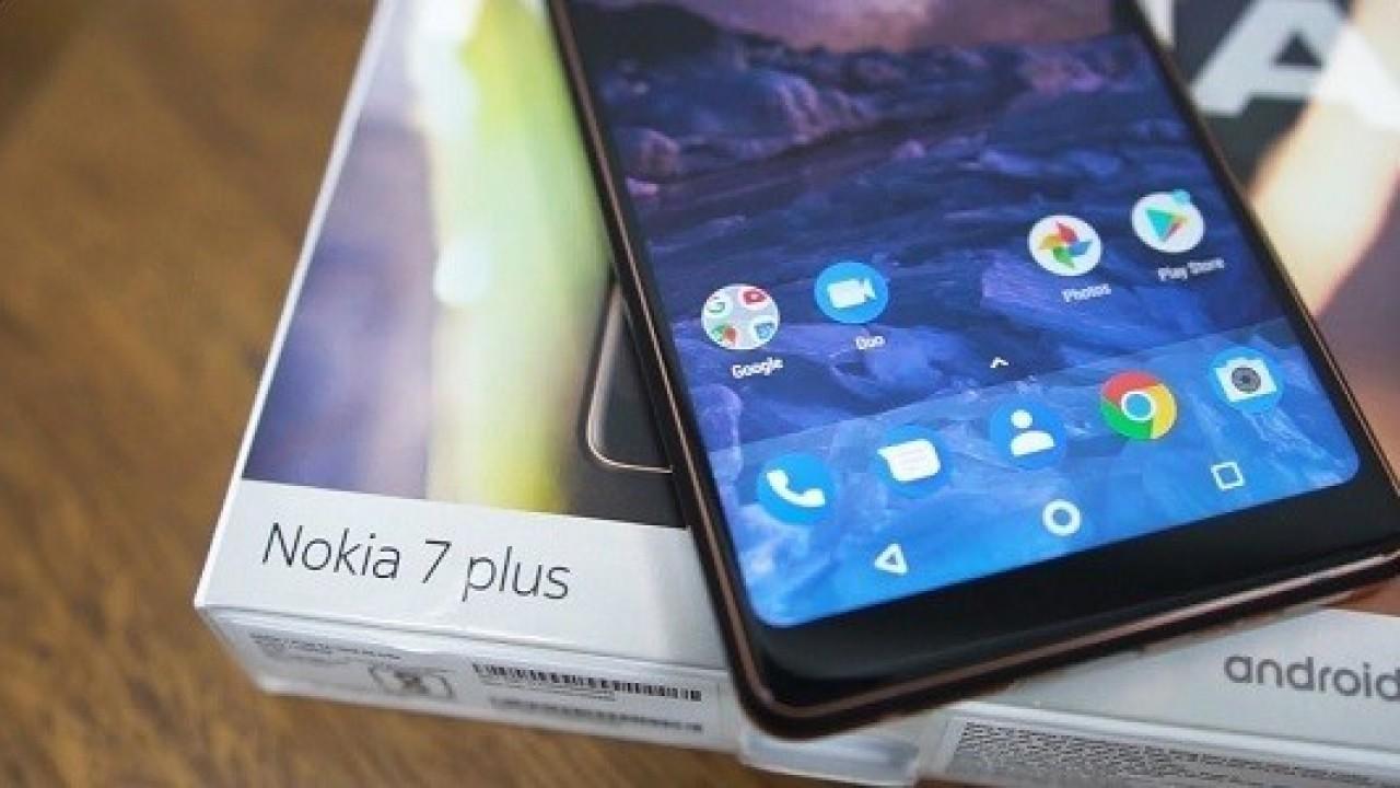 Nokia 7 Plus Eylül Ayında Android 9 Pie Güncellemesini Alacak