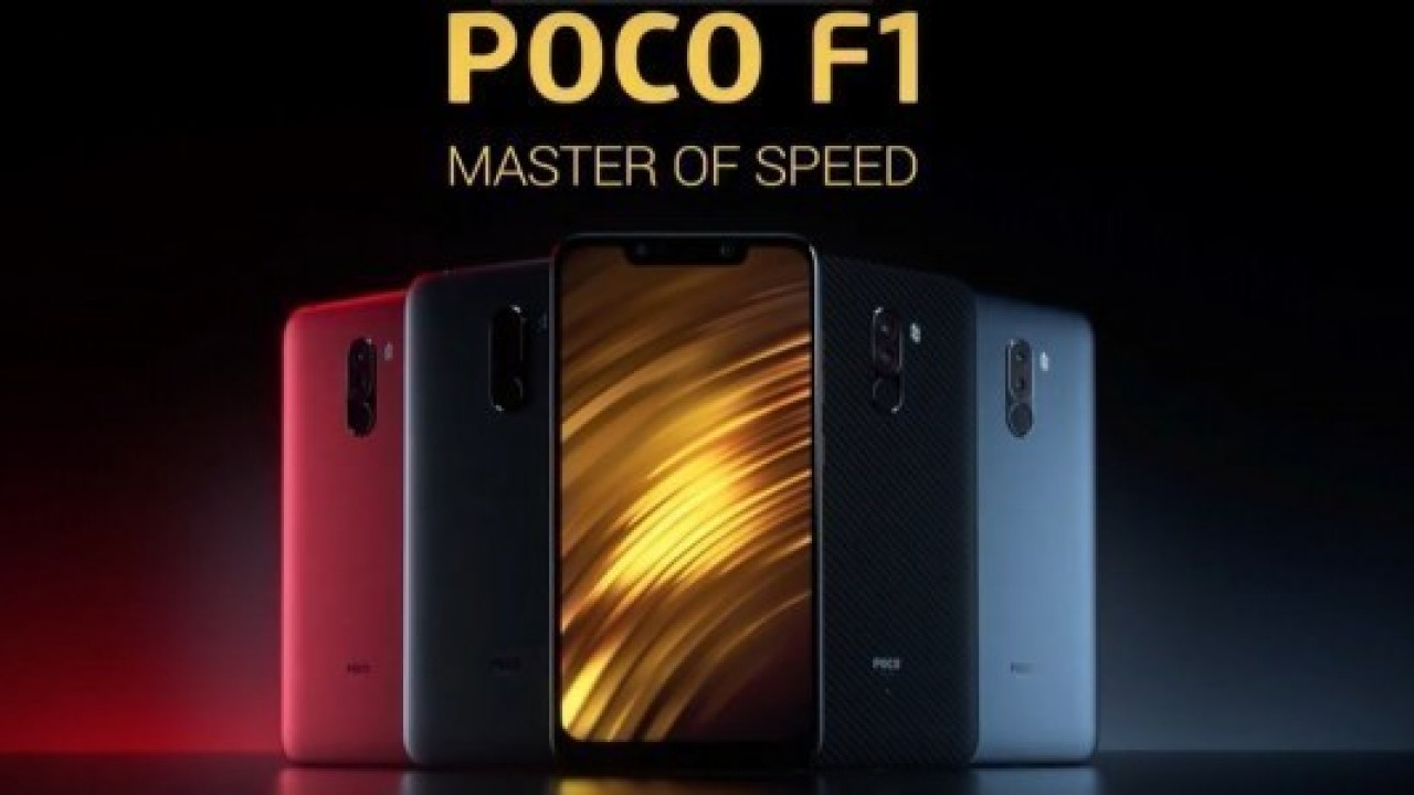 Xiaomi Poco F1 teknik özellikleri duyuruldu! Artık resmiyete kavuştu