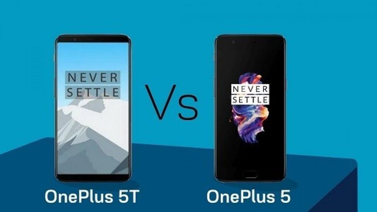 OnePlus 5 ve 5T Treble Desteği ve Ağustos Güvenlik Yamasına Kavuştu