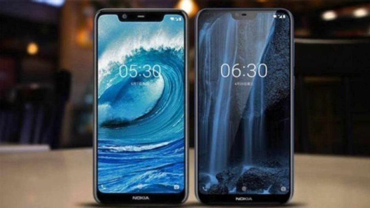 HMD Global, Nokia 5.1 Plus ile 6.1 Plus'u duyurdu