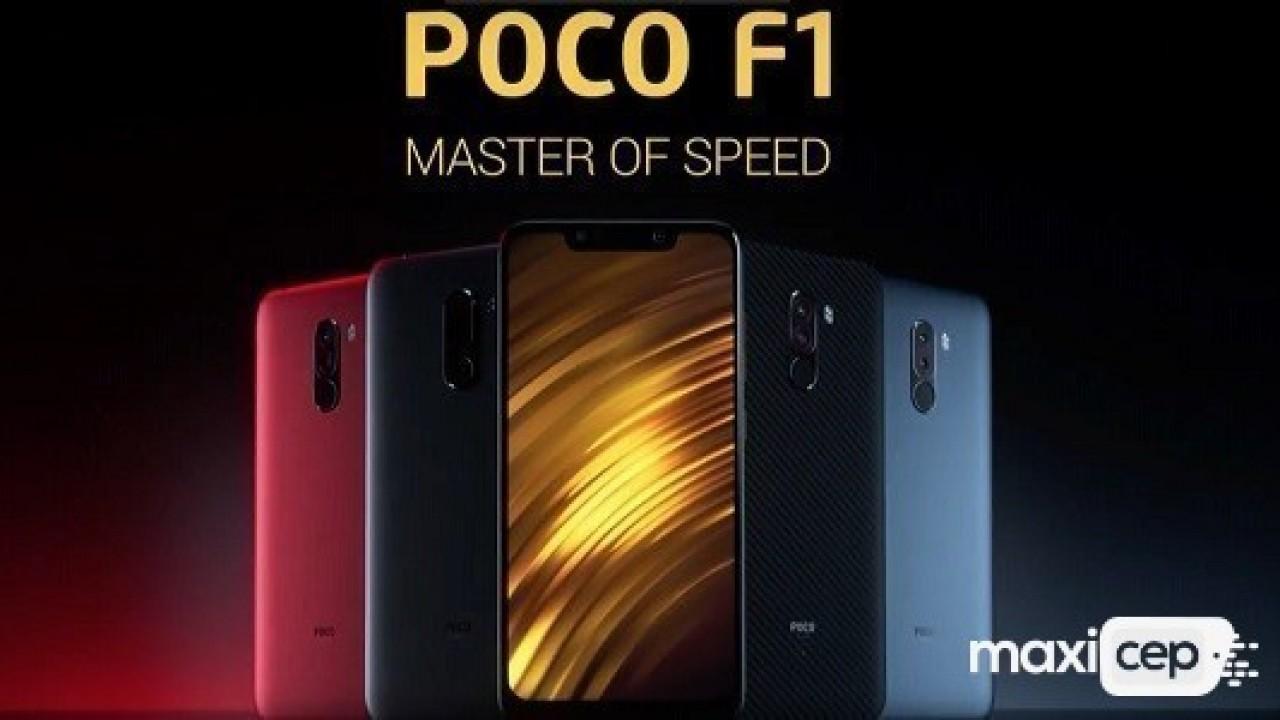 Xiaomi Poco F1 Önümüzdeki Aylarda Android 9 Pie Güncellemesine Kavuşacak