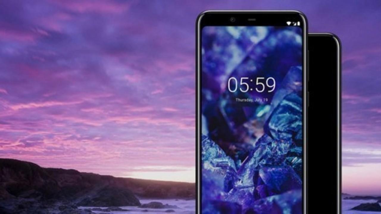 Nokia 5.1 Plus, Avrupa'da çentiksiz olarak satışa çıkıyor