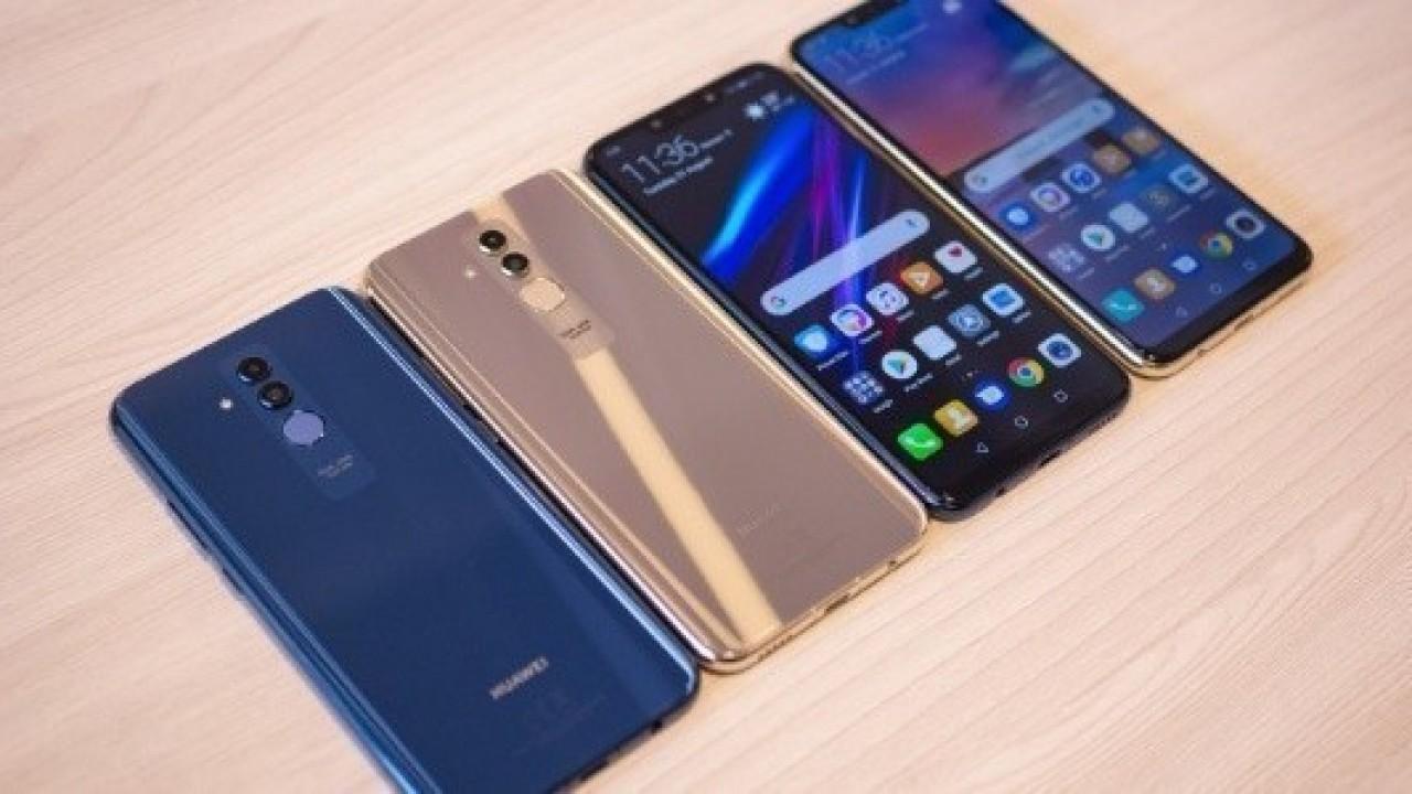 Huawei Mate 20 Lite'ın İlk İncelemesi Polonya'dan Geldi