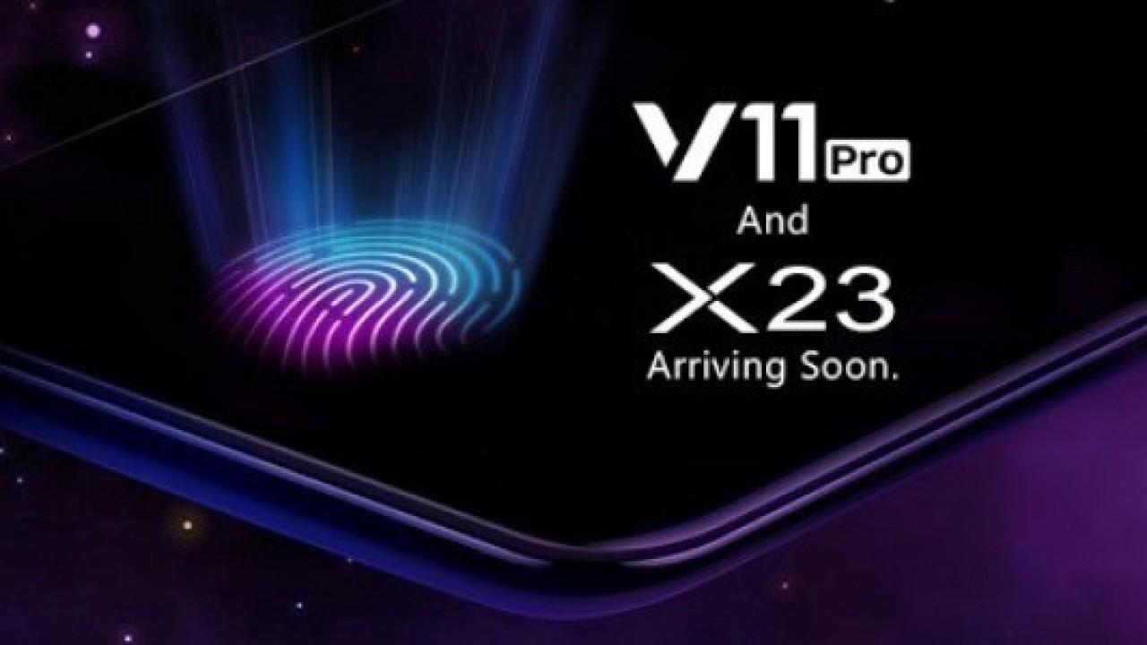 Vivo V11 Pro'nun Yeni Görüntüleri Cihazın Tasarımı ve Teknik Özelliklerini Doğruladı