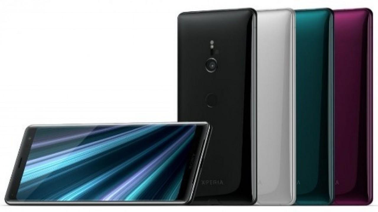 Sony Xperia XZ3, 6 İnç Quad HD+ OLED Ekranla Duyuruldu