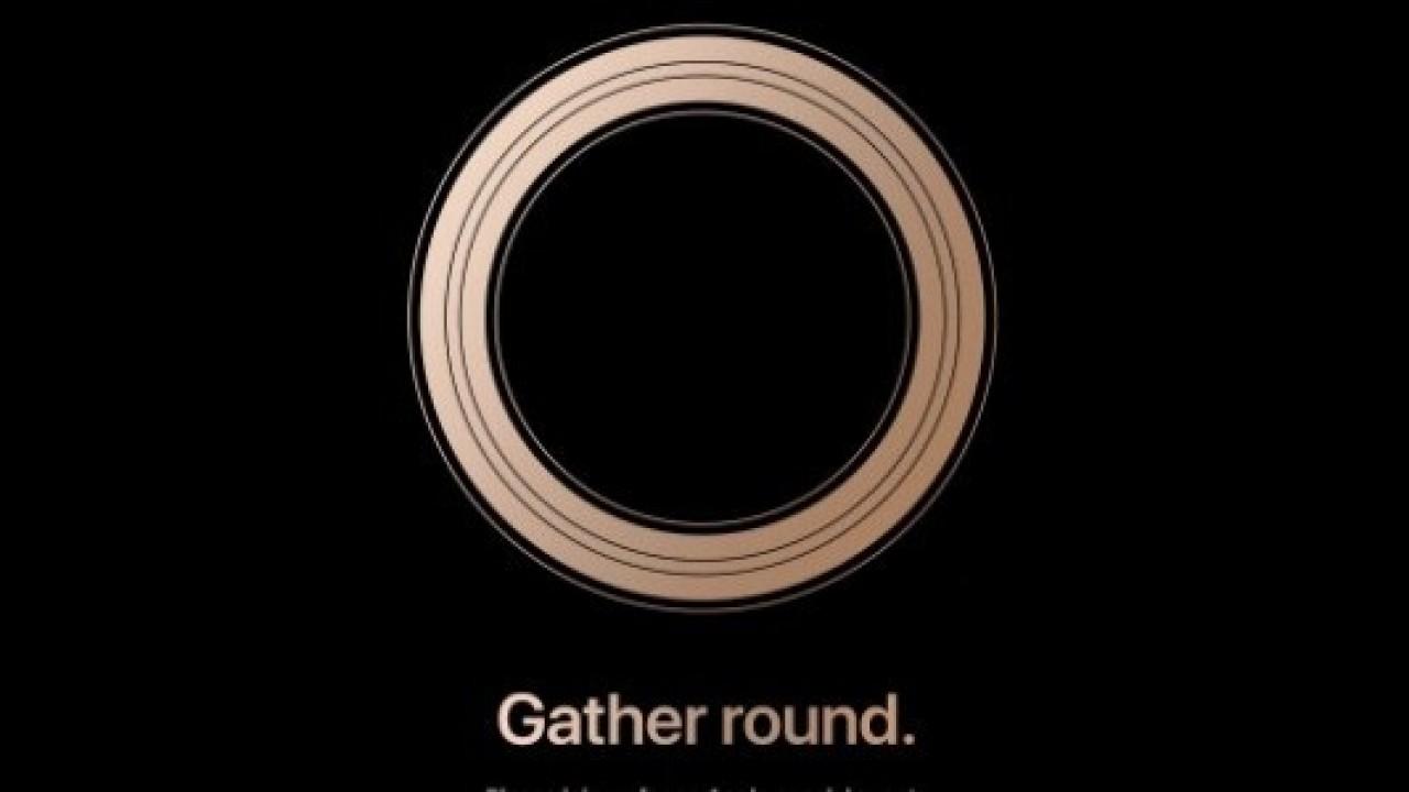 Apple, 2018 İPhone'ların Tanıtım Tarihini Açıkladı