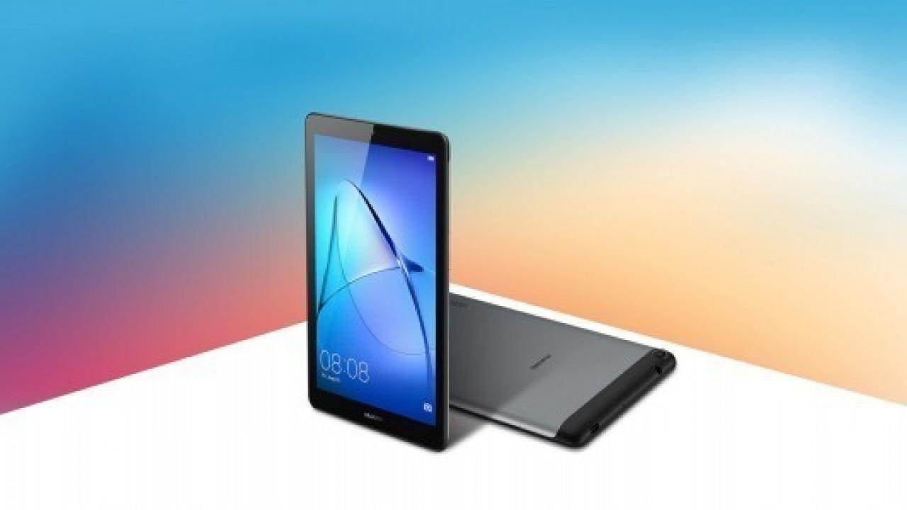 Huawei tablet PC ailesi MediaPad T3'ü duyurdu