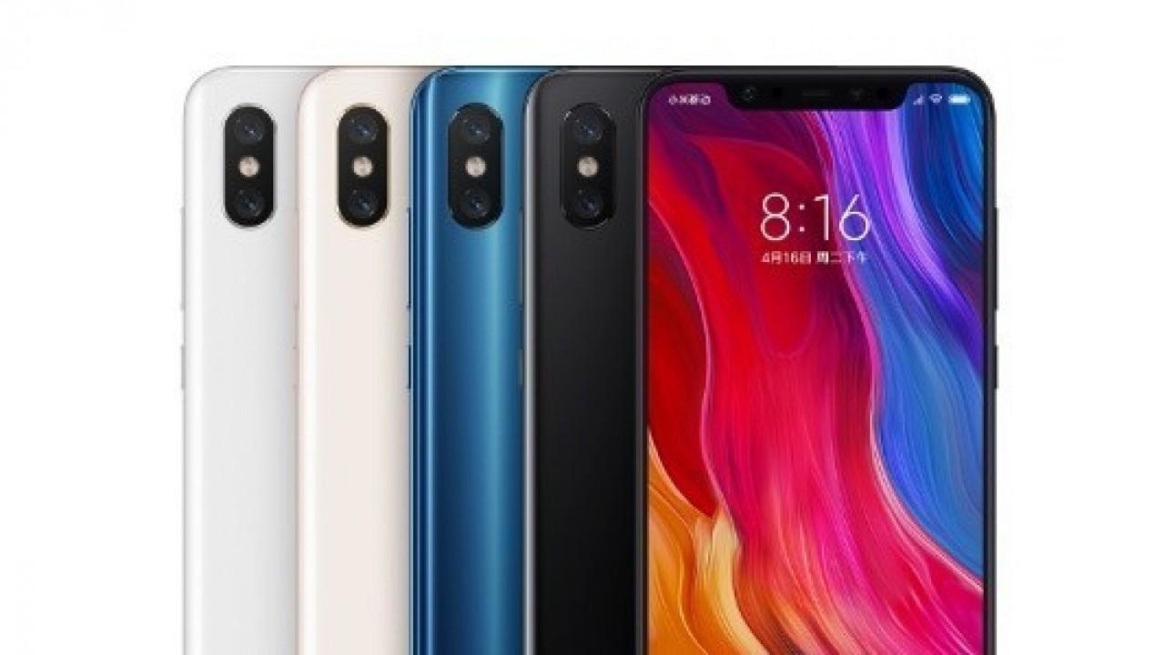 Xiaomi Mi 8 Şimdi de n11.com'da Satışa Sunuldu