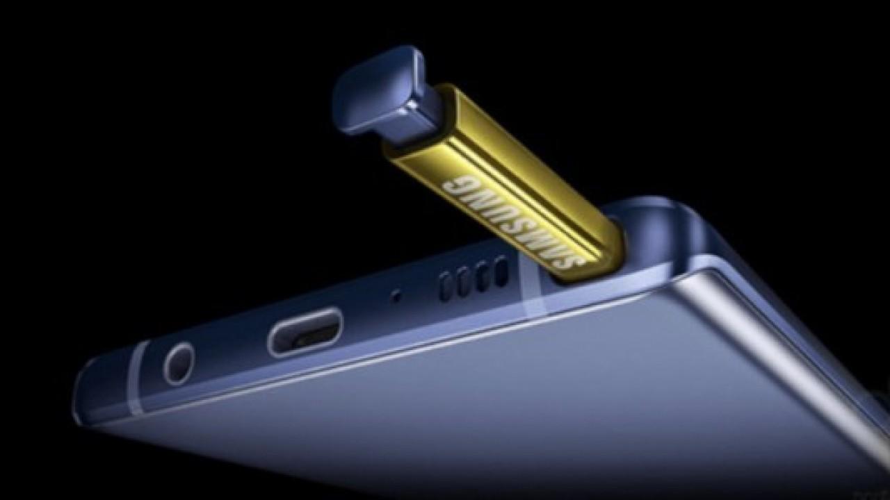 Galaxy Note 9 fiyatı kamuoyuna sızdırıldı
