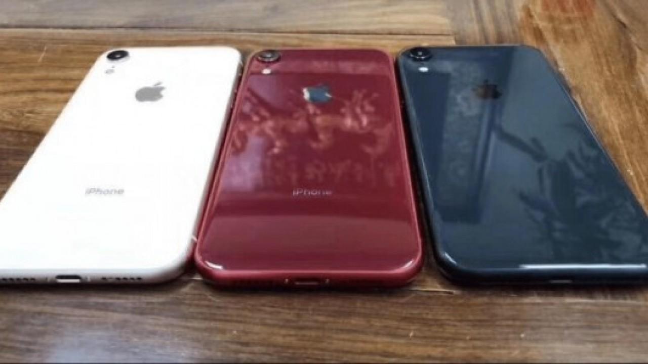 Çift SIM kart destekli iPhone 9c modeli sızdırıldı