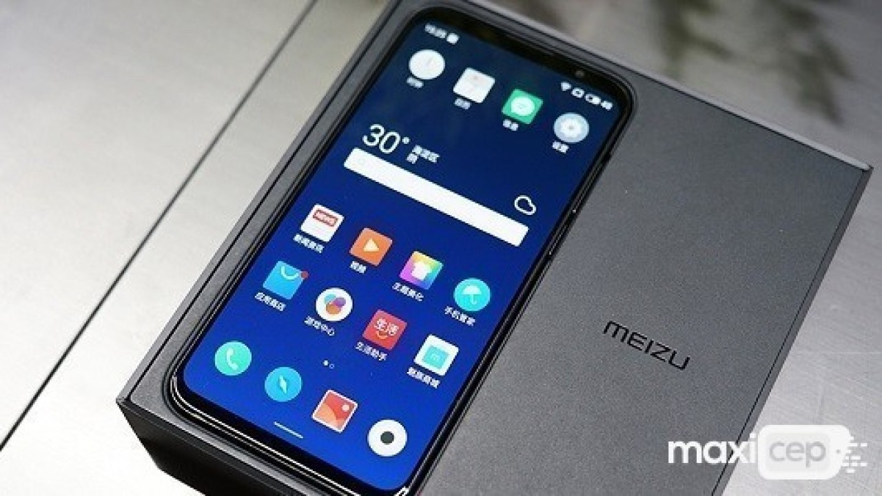 Meizu 16X İçin İlk Teaser Görüntüsü Paylaşıldı