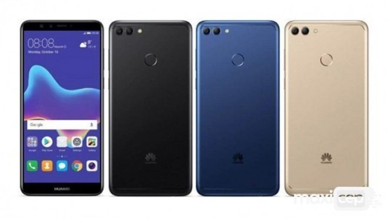 Huawei Y9 (2019) orta segment için geliyor