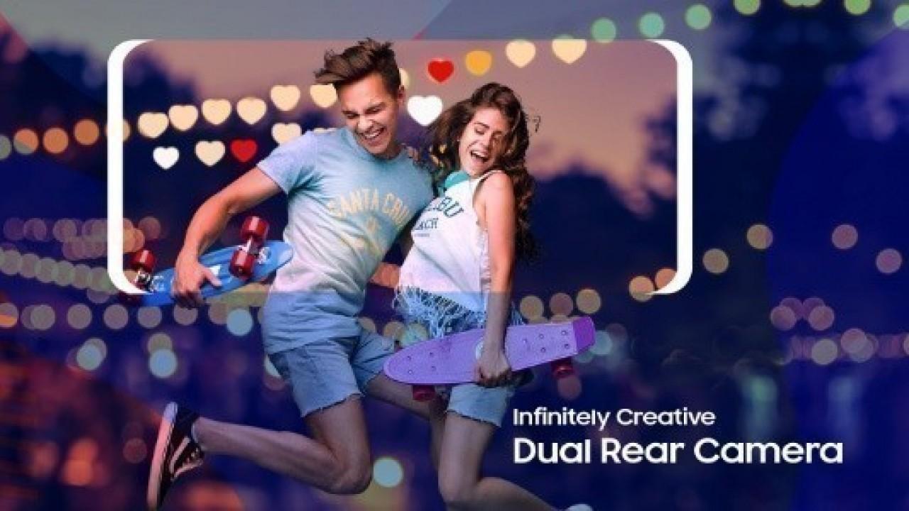 Samsung, Infinity Ekrana Sahip Galaxy J4+ ve J6+ İçin Tanıtım Görseli Yayınladı