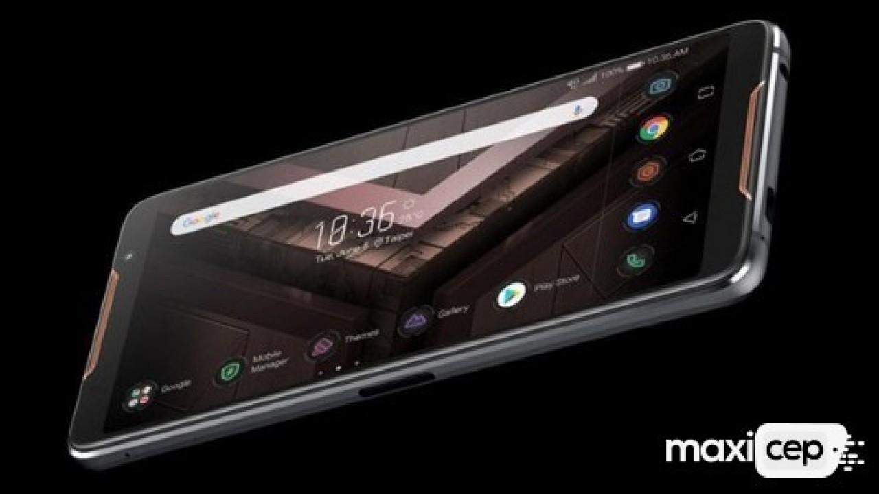 Asus ROG Phone'un dağıtımı önümüzdeki ay başlıyor