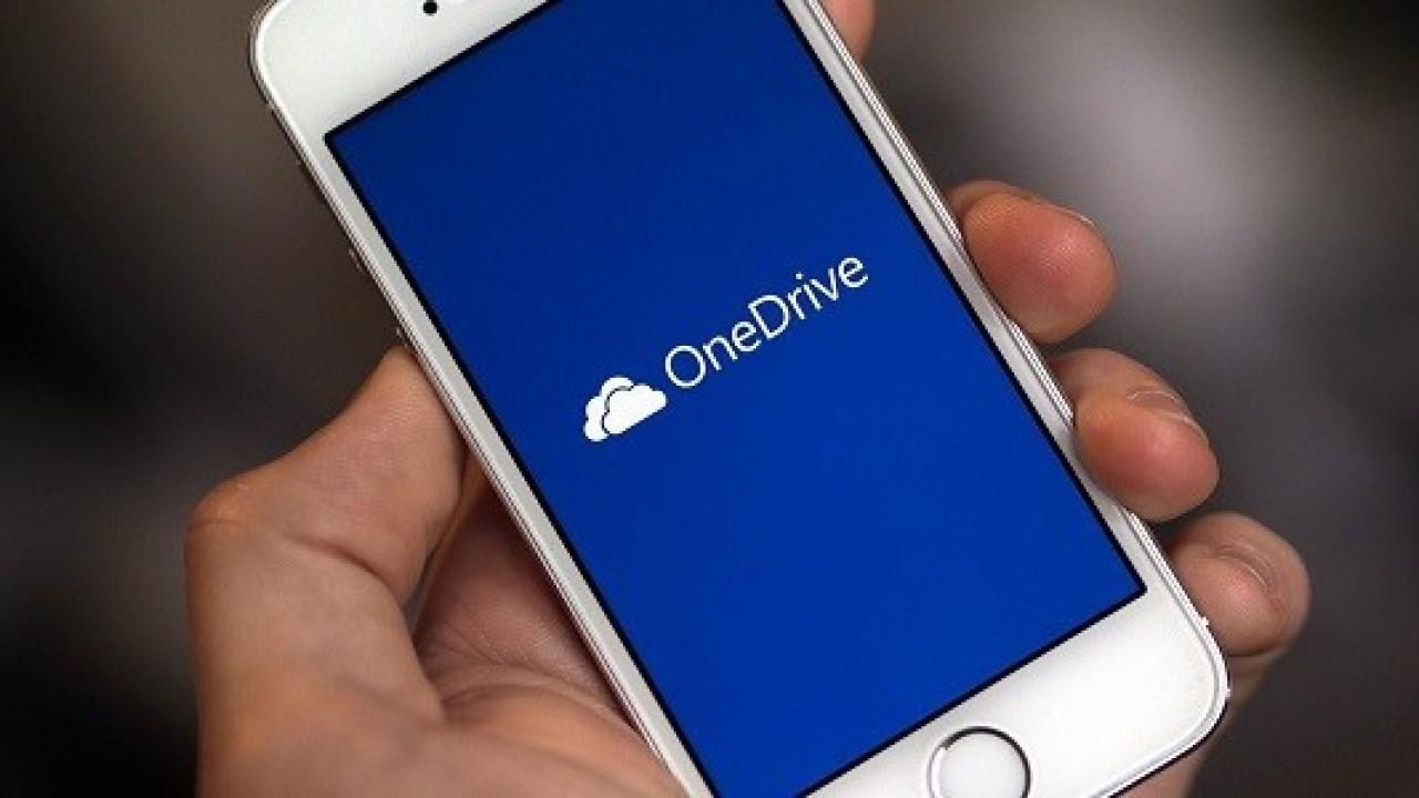 Microsoft, OneDrive Uygulamasının iOS Sürümü İçin Yeni Güncelleme Yayınladı