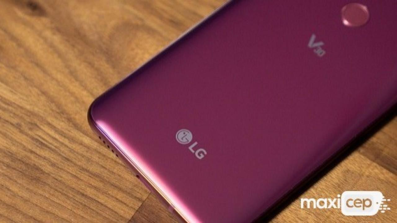 LG V40 ThinQ Modelinin Tasarımı Net Şekilde Ortaya Çıktı