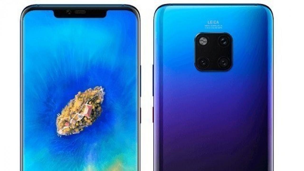 Huawei Mate 20'nin Tüm Pazarlarda Satışa Sunulmayacağı İddia Ediliyor
