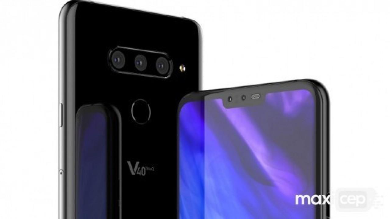 LG V40teknik özellikleri detaylandırıldı