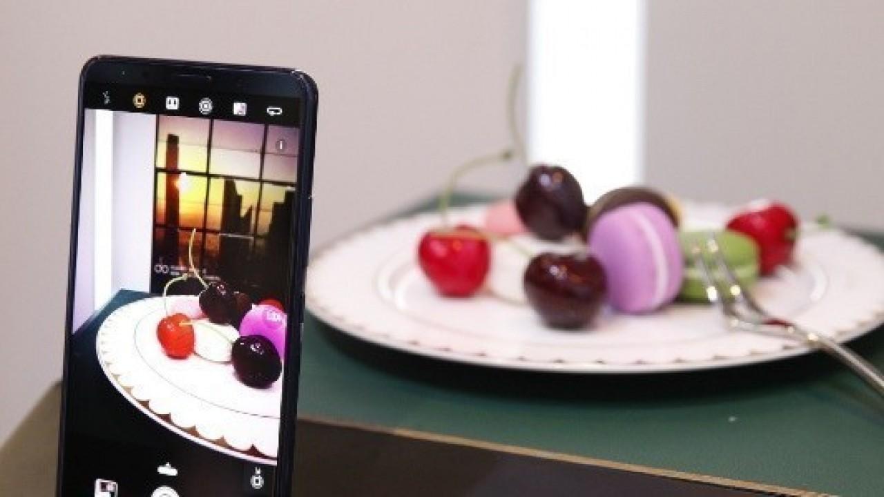 Huawei Mate 20 Pro Görüntüsü, IFA 2018'de Ortaya Çıktı