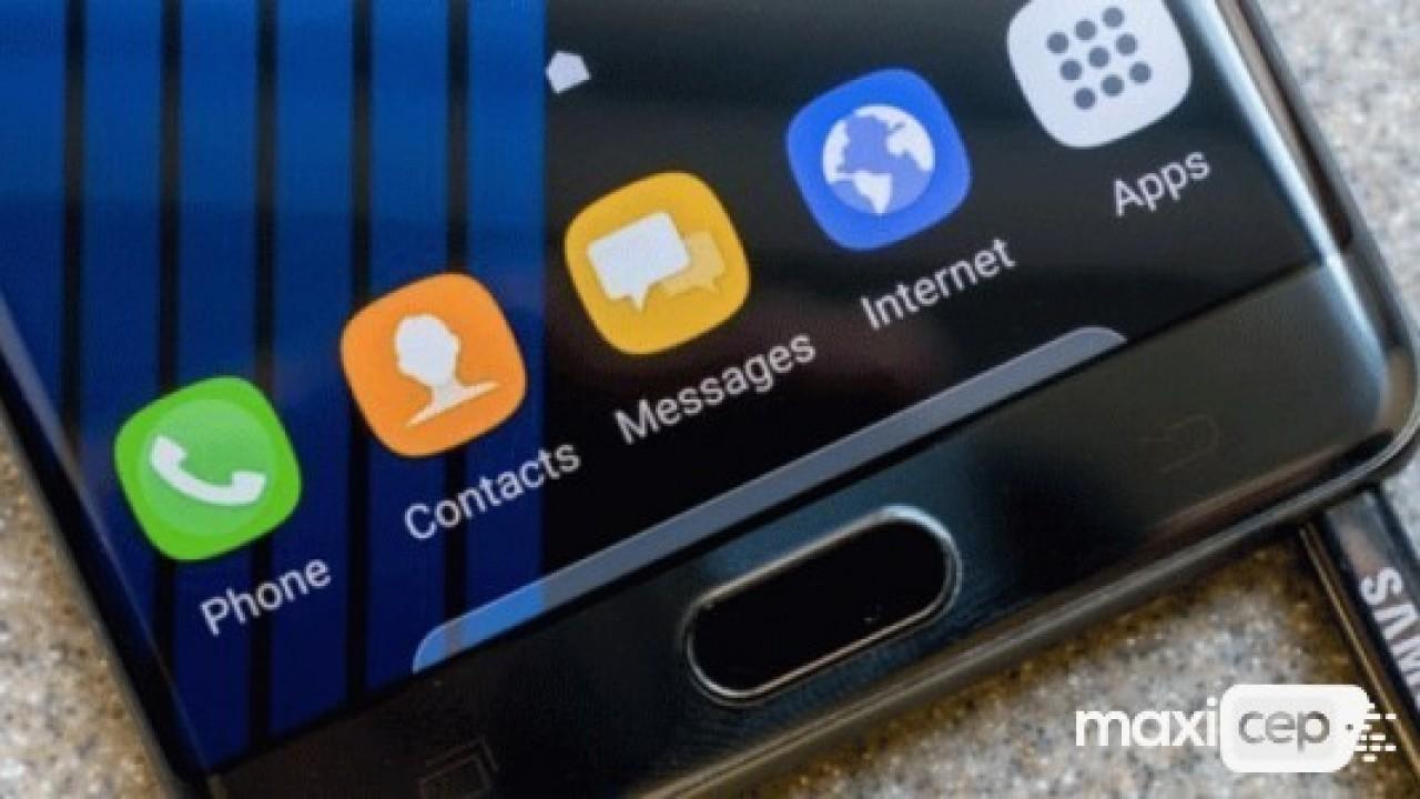 Ekrana entegre parmak izi tarayıcılı, Galaxy cihazı geliyor