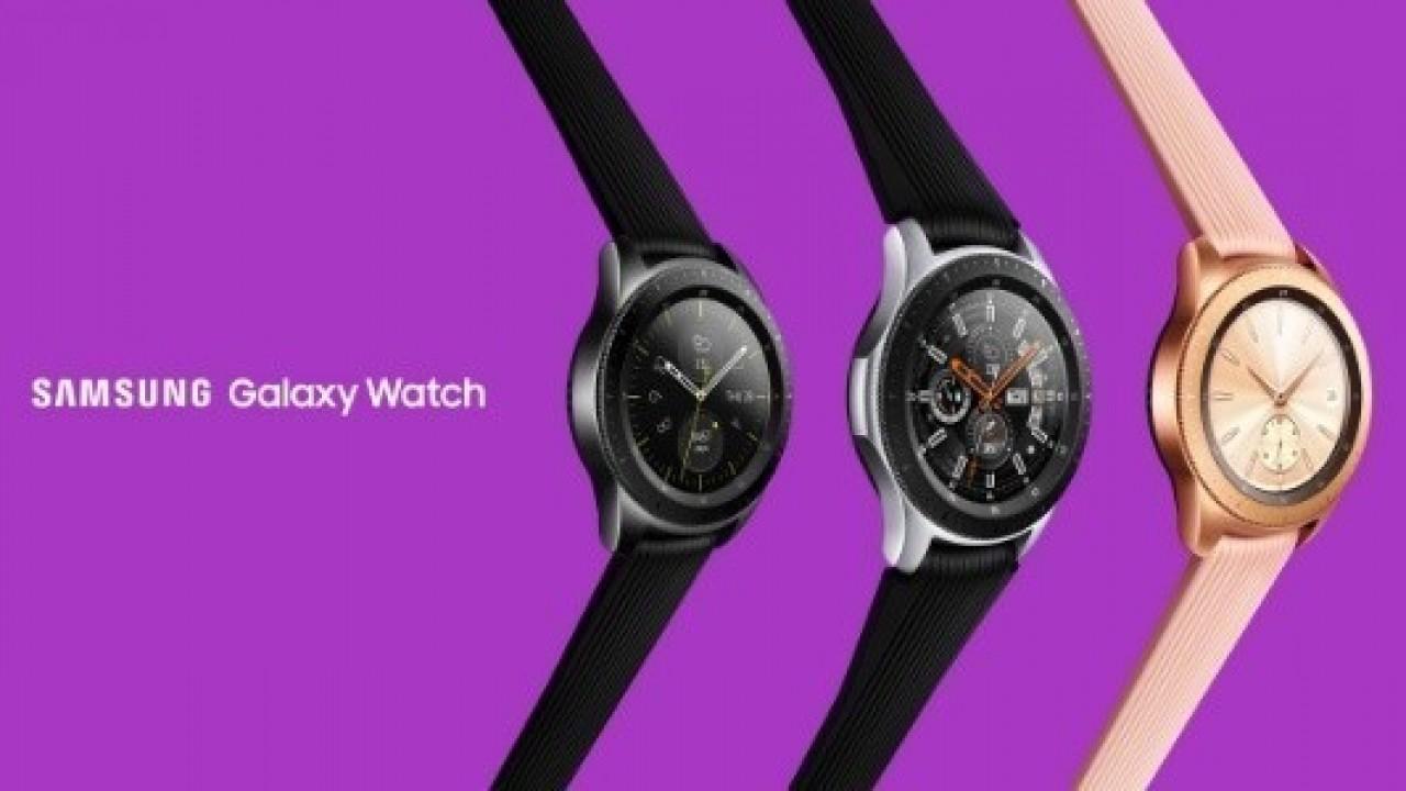 Yeni Samsung Galaxy Watch Türkiye'de Satışa Sunuluyor