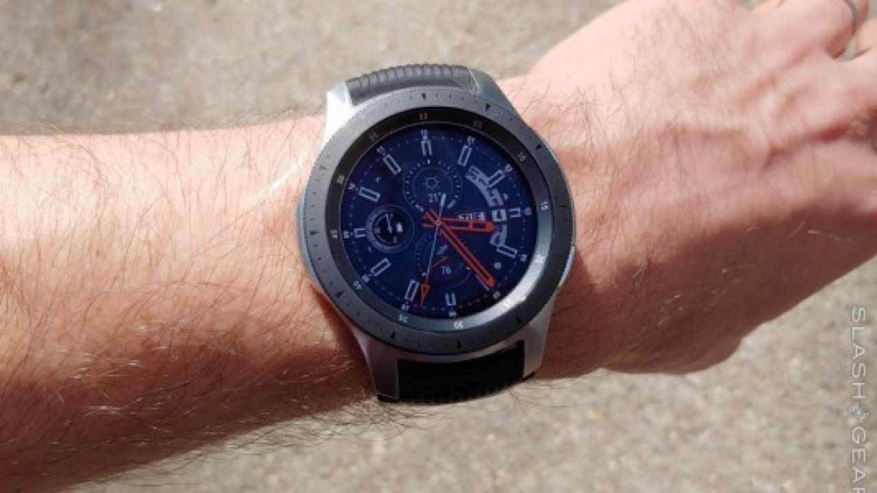 Samsung Galaxy Watch satışları Türkiye'de başladı