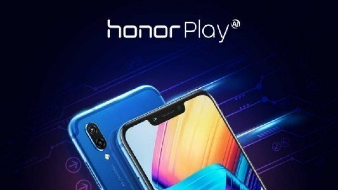 Honor Play Türkiye'de Satışa Sunulmaya Hazırlanıyor