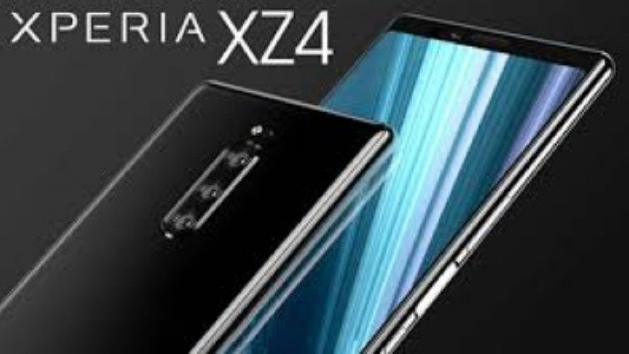 Sony Xperia XZ4, Antutu Benchmark Rekoru Kırdı
