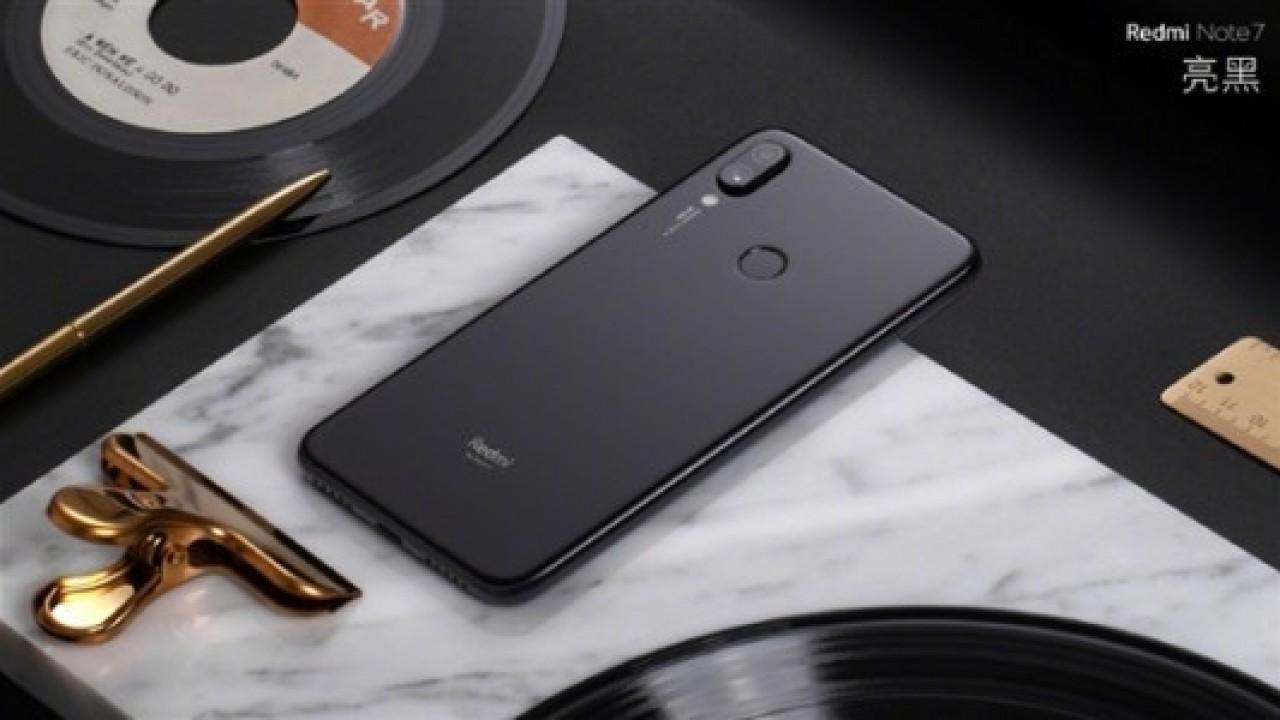 Xiaomi Redmi Note 7, 48MP Kamera ve 150$ Fiyatla Duyuruldu