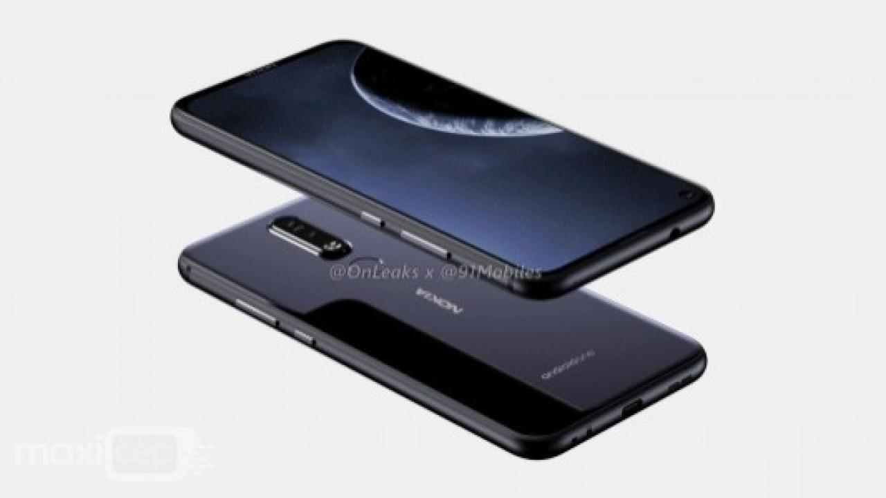 Nokia 8.1 Plus'ın Görüntüleri İnternete Sızdırıldı