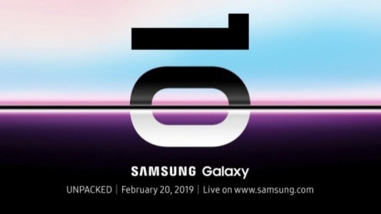 Galaxy S10'un Tanıtım Tarihi Açıklandı