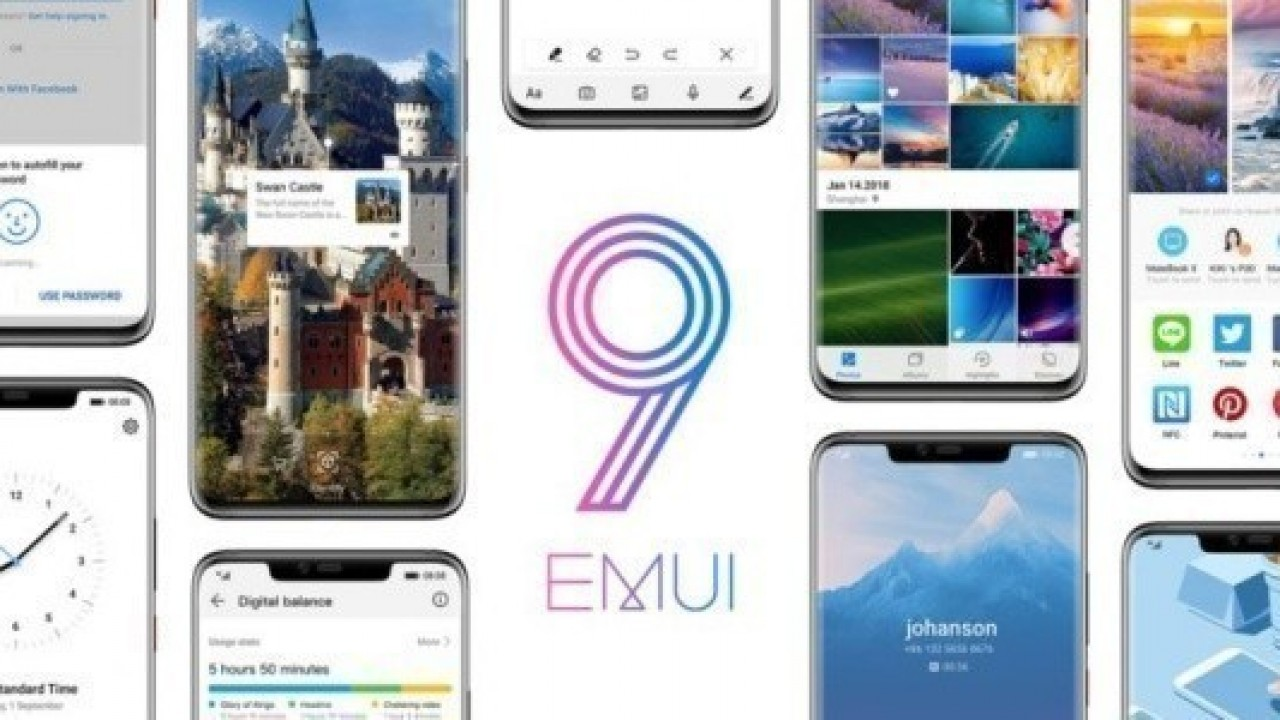 Honor 10, Honor View 10 ve Honor Play için Android Pie ve EMUI 9.0, Hindistan'da Yayınlandı