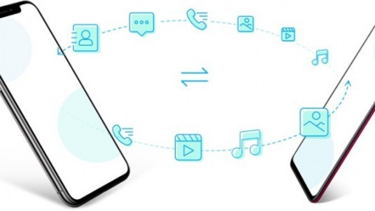Telefonunuzu değiştirirken verilerinizi taşıyın | iSkysoft Toolbox - Switch