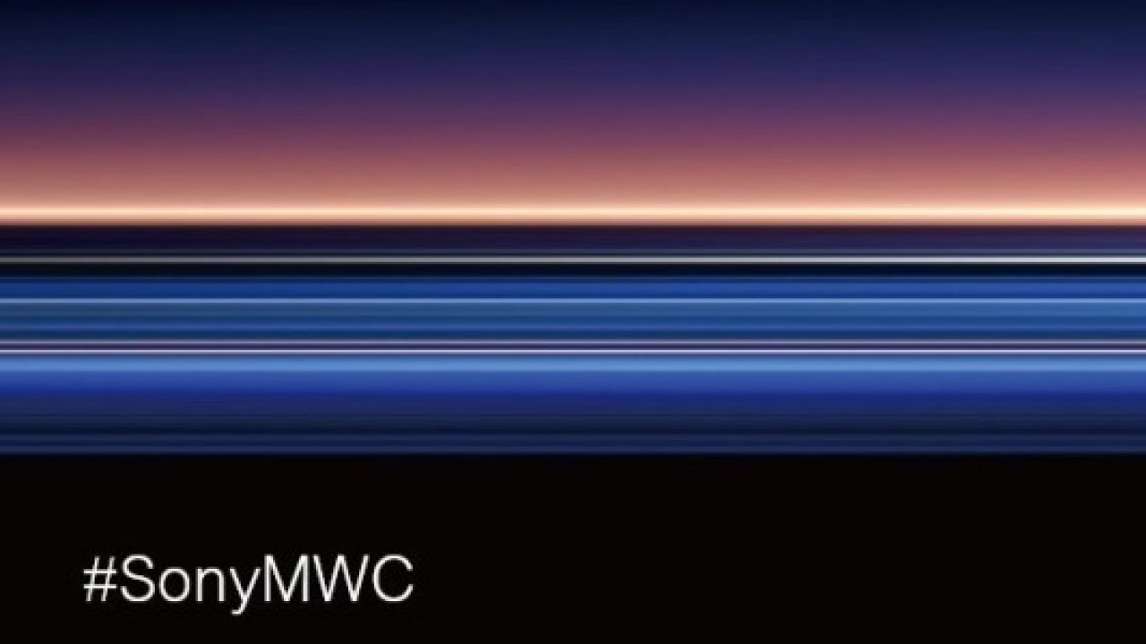 Sony, MWC 2019 Etkinliği için Davetiyeler Göndermeye Başladı