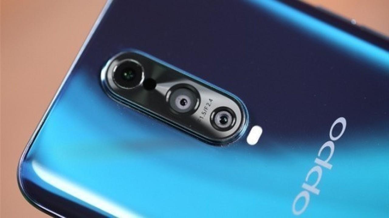 Oppo, 10x Optik Zoom'lu Kamera ve Yeni Ekran Altı parmak İzi Tarayıcısını Tanıttı