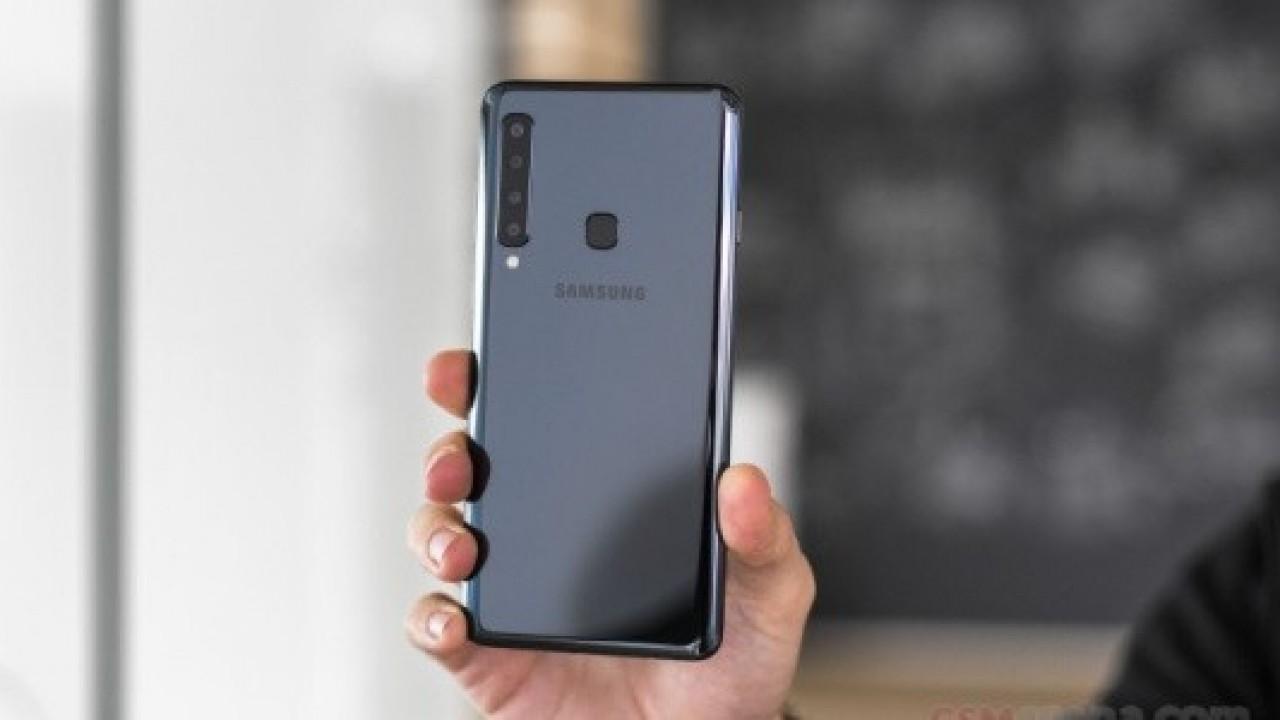 Galaxy A8 (2018) ve Galaxy A9 (2018) Android Pie Güncellemesi Test Ediliyor