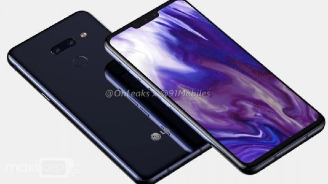 LG G8, CAD Tabanlı Görüntüleri ve Videosu ile Sızdırıldı