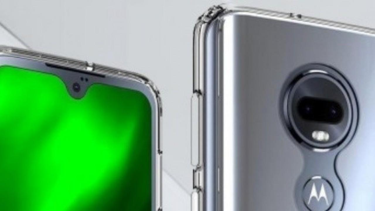 Moto G7'yi Tüm Açılardan Gösteren Yeni Görüntüler Sızdırıldı