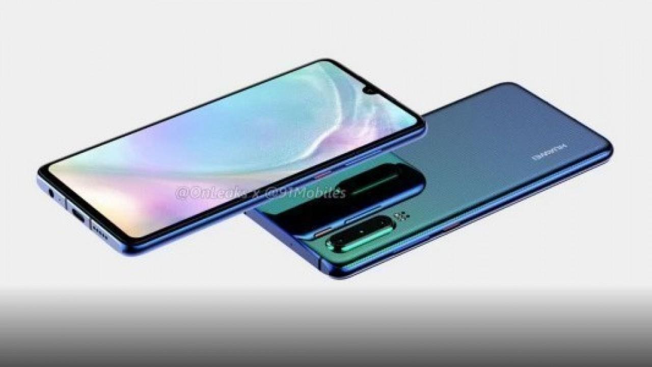 Huawei P30 ve P30 Pro Özellikleri Detaylanıyor