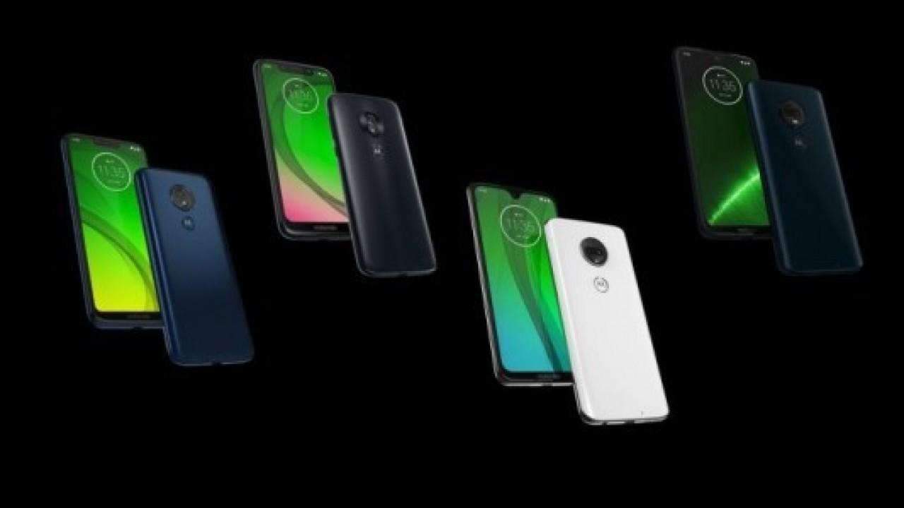 Moto G7 Serisi Motorola'nın Web Sitesinde Sızdırıldı