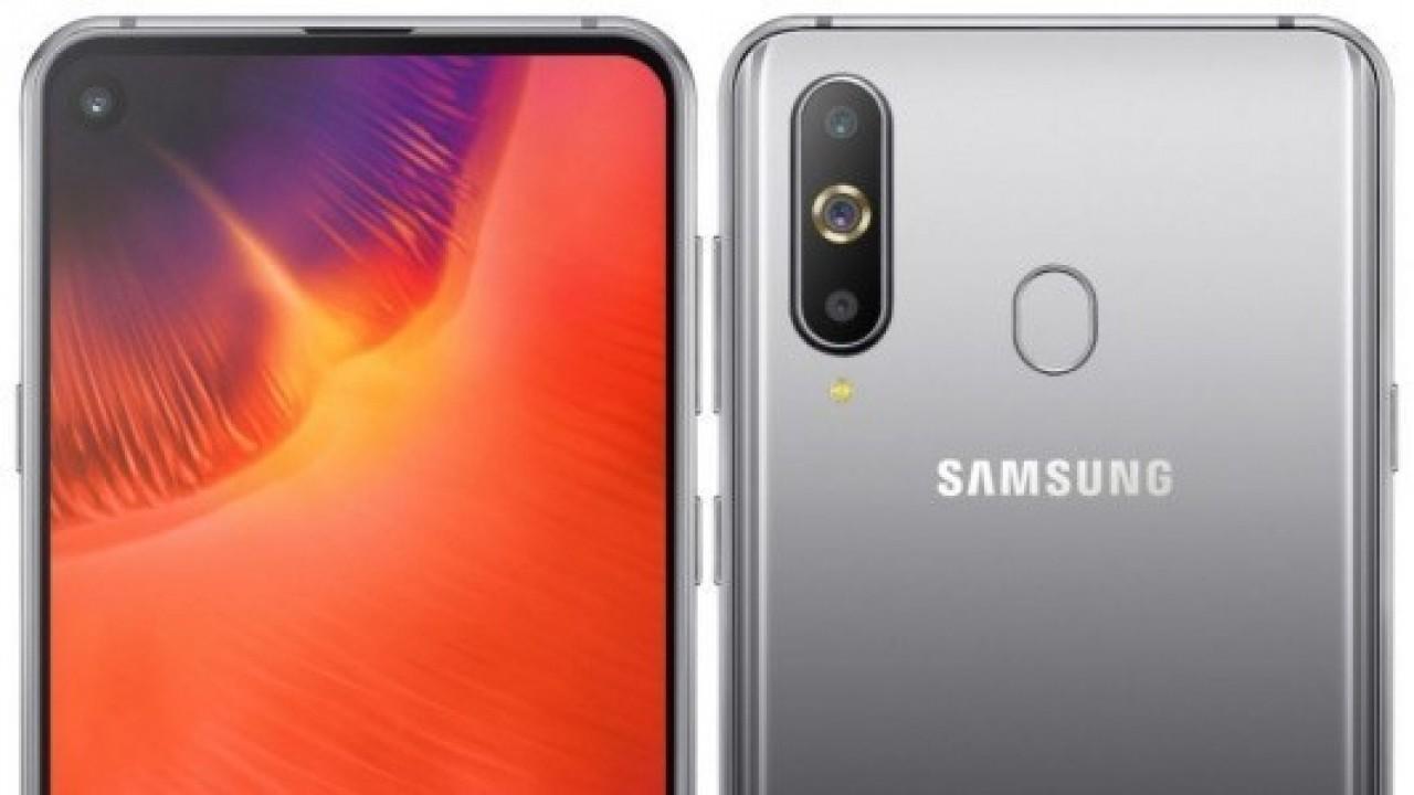 Samsung Galaxy A9 Pro (2019), 6.4 inç Full HD+ Infinity-O Ekranla Duyuruldu