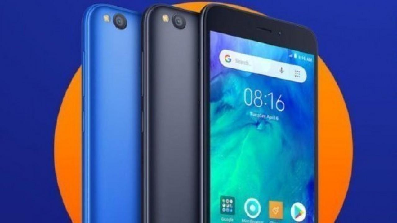 Redmi Go, 3.000 mAh Batarya ve 80€ Fiyat Etiketi ile Duyuruldu