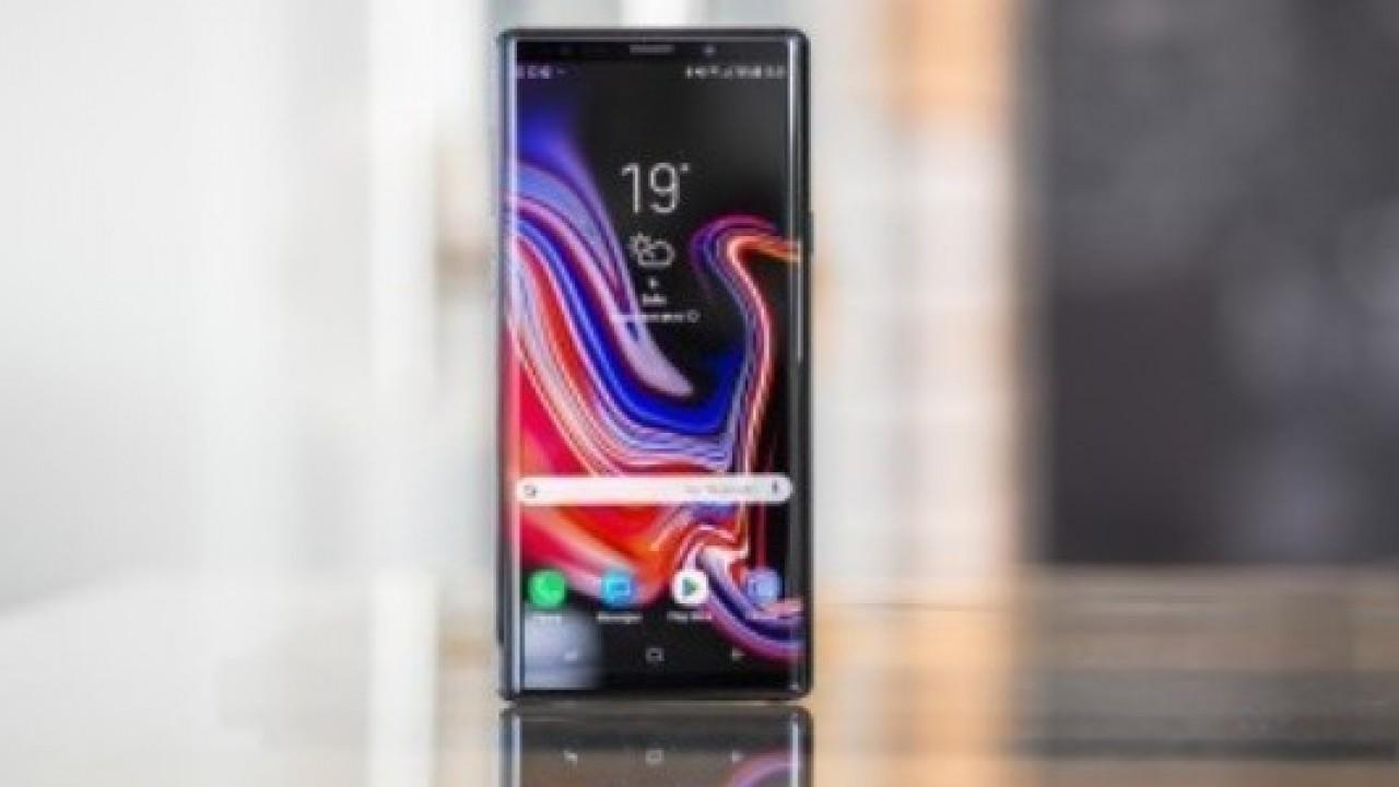 Samsung Galaxy Note9, Android Pie ve One UI Güncellemesi Almaya Başladı